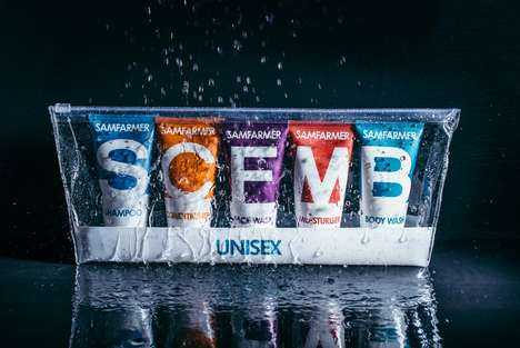 Unisex Teen Skincare - SAMFARMER Creates Unisex Personal Care Products for Youth
