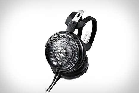 Component-Revealing Headphones