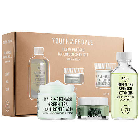 Superfood Skincare Kits