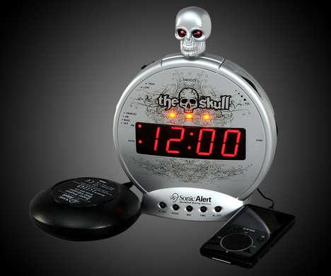 Bed-Shaking Alarm Clocks