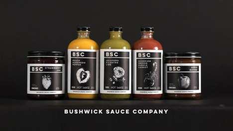 The Bushwick Sauce Company Specializes in Hot Sauces and Jams