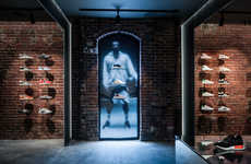 Co-Curated Designer Boutiques - The Adidas X Concepts Store is Now Open in Boston