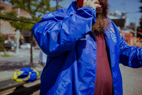 NYC Rapper-Designed Sportswear - This Action Bronson Apparel Line Was Created with Packer Shoes