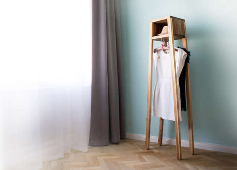Standing Long-Legged Closets