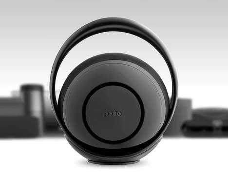 Audiophile Hub Speakers