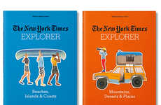Journalism-Based Travel Guides - The New York Times Explorer Series is Edited by Barbara Ireland
