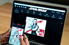 AR Scavenger Hunts - Disney and Lucasfilm are Launching an AR Event Called 'Find the Force'