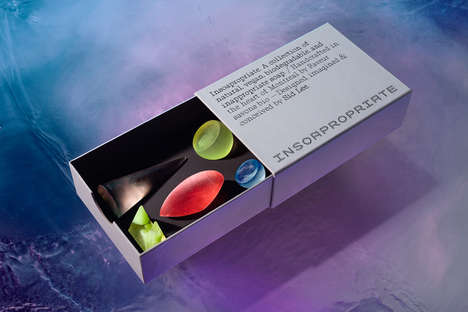 Sensory Activation Soaps - 'Insoapropriate' Introduces Cleansing Soaps to Activate the Five Senses