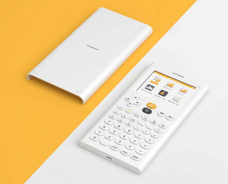 Reinvented Graphing Calculators - NumWorks Redesigned the Graphing Calendar with Built-In Apps