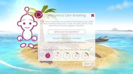 Meditative Oasis Apps