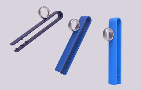 Child-Friendly Dining Tongs