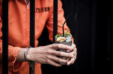 Prison-Themed Pop-Up Bars