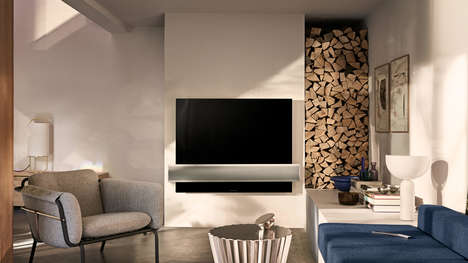 Co-Branded Luxury Televisions
