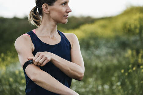 Optical Heart Rate Sensors - The Polar OH1 is a Precise Heart Rate Tracker