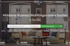 Long-Term Business Homesharing - 'Homelike' Lets People Book Apartments and Homes for Business Trips