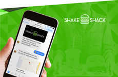 Burger Chain Chatbots - Shakebot Can Answer 300 Common Shake Shack-Related Questions