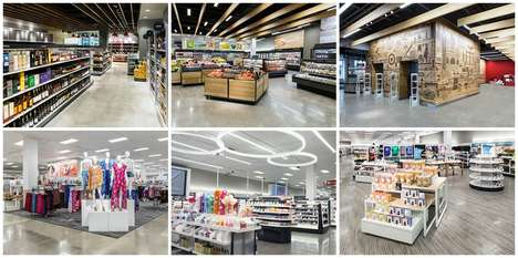 Shopper-Friendly Retail Stores - This Target Store Design Reimagines the Shopper Exeperience