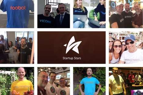 Startup T-Shirt Subscriptions - 'Startup Stars' Sells T-Shirts from Budding Companies
