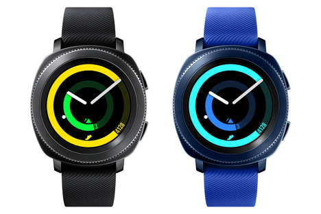 Small Sporty Smartwatches