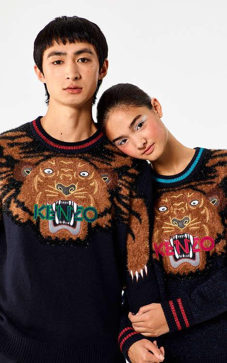 Festive Holiday Streetwear
