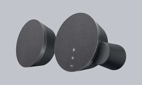 Motion-Activated Bluetooth Speakers