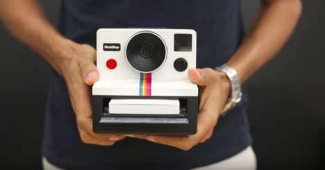 GIF-Printing Polaroid Cameras
