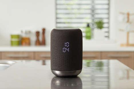 Enhanced Audio Smart Speakers