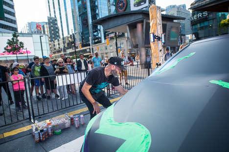 Collaborative Car Design Experiences