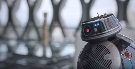 Dark Droid Toys - Sphero's BB-9E Toy Comes Ahead of the Next 'Star Wars' Film