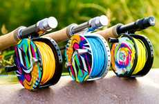 Vibrant Fishing Equipment