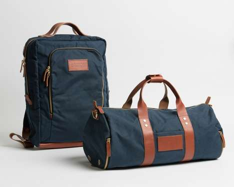 Compartmentalized Duffel Bags