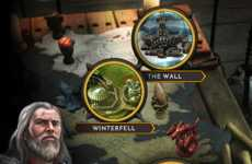 Combative Fantasy Games - Game of Thrones: Conquest Introduces a Mobile Game for Fans