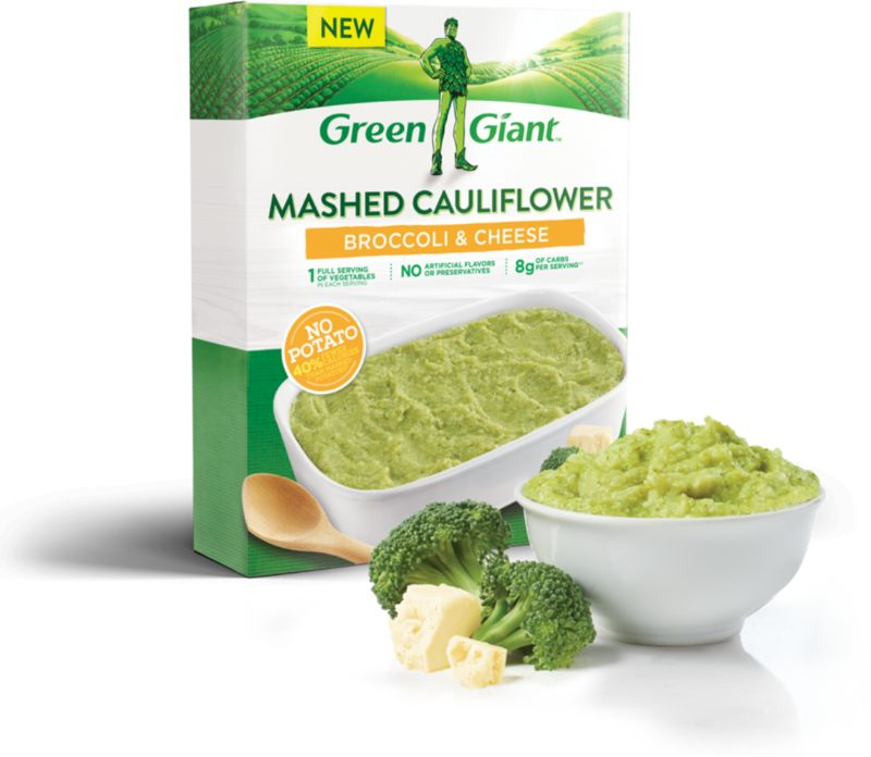 Mashed Cauliflower Sides Cauliflower Broccoli And Cheese