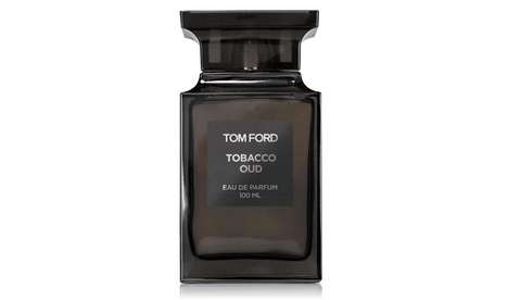Tobacco-Infused Perfumes - 'Tobacco Oud' by Tom Ford is Scented with Arabic Doha Tobacco