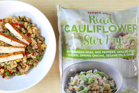 Cauliflower Stir Fry Kits