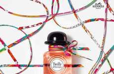 Scarf-Inspired Fragrances - 'Twilly d'Hermès' is Inspired by Hermès' Iconic Twilly Accessory