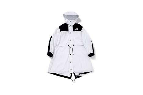 Minimalist Co-Branded Winter Wear