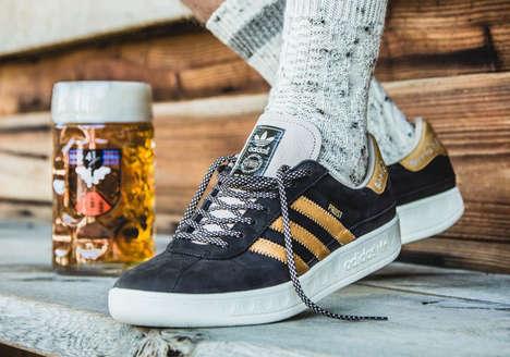 Celebratory Beer-Repellent Sneakers