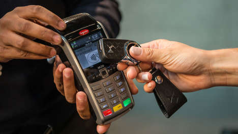 Contactless Payment Keys