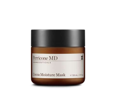 Moisturizing Cocoa Masks - Perricone MD's Cocoa Mask Hydrates the Skin