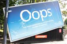 Smashed Billboard Stunts