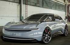 Sleek Electric Station Wagons