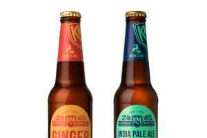 35 Beer Branding Innovations - From Car Culture Beer Collections to Embossed Craft Beer Cans