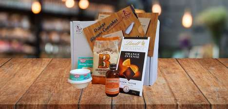 Baking Subscription Boxes - 'All Things Baked' Offers Monthly Boxes to Help People Bake