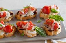 Pizza-Inspired Bruschetta