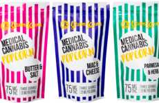 Savory Cannabis Edibles - Yummi Karma's Infused Popcorn and Chips Target Female Cannabis Users