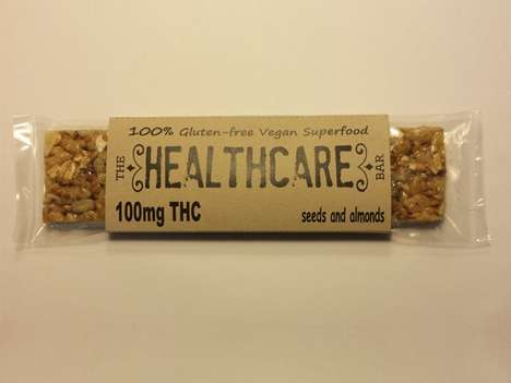 THC Snack Bars
