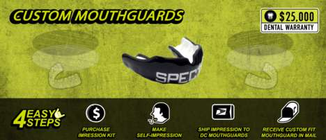 Printed Mouthguard Kits