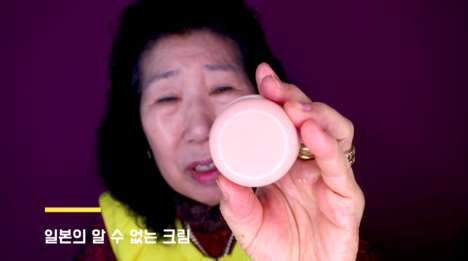 Mature Beauty Vloggers - 'Korea Grandma' is a 71-Year-Old YouTube Sensation Who Shares Beauty Tips