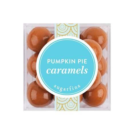 Autumnal Pie Caramels